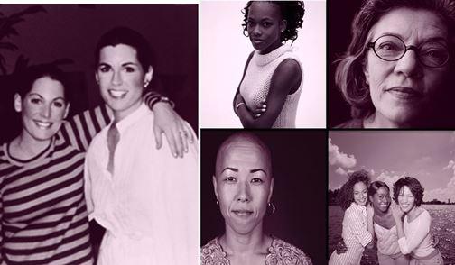 Komen Sisters and 4 women